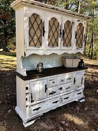 Cottage Style Buffet by Sold Sold Farm Style Hutch Cottage By Travelingrestoration