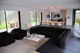plan maison cuisine ouverte maison cuisine ouverte idées décoration intérieure farik us