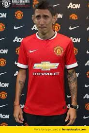 Funny Man Utd Memes - angel di maria to man utd memes funny pictures