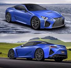 widebody lexus lfa lc500h