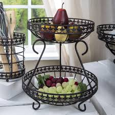 Fleur De Lis Utensil Holder Home Essentials Fleur De Lis Tiered Fruit Basket Everythingkitchens