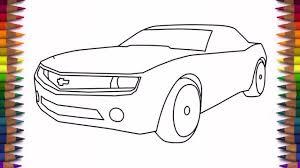simple drawing of a car how to draw a car lamborghini gallardo