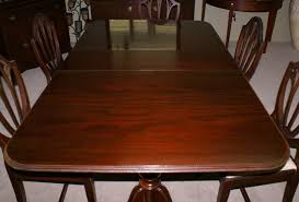 antique dining room tables artistic best choice of antique mahogany dining table and chairs