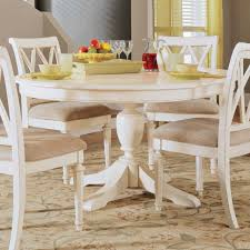 white round dining room tables diy painting white round dining table the home redesign