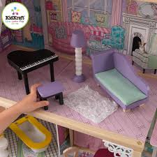 Second Hand Furniture Victoria Point Amazon Com Kidkraft Annabelle Dollhouse With Furniture Toys U0026 Games