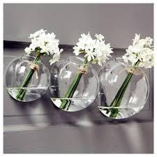 hanging plant terrarium glass h 5