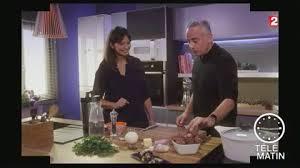 tele matin 2 fr cuisine gourmand télématin se met au fourneaux