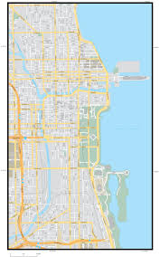 Map Of Chicago Streets by English 12