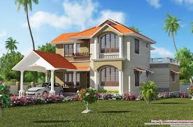 2500 sq ft basic kerala home design