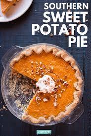 southern sweet potato pie a sweet pea chef
