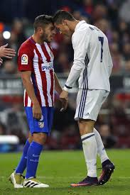lesports cristiano ronaldo vs koke futbol soccer koke