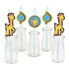 giraffe themed baby shower giraffe boy baby shower decorations theme babyshowerstuff