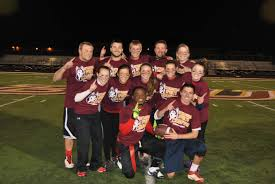Coed Flag Football Intramural Sports Bloomsburg University