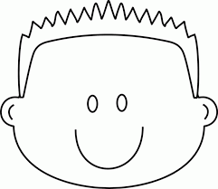 face coloring pages printable aecost net aecost net