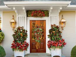 door design images magnolia front door for christmas southern living
