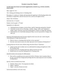 100 madeline hunter lesson plan template template create