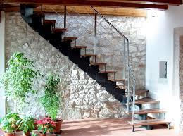 corrimano per esterno scale in metallo per interni ed esterni â immagini â scale in