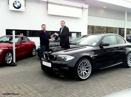 bmw black my black 1m coupe arrives in uk