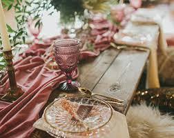 Wedding Table Linens Wedding Tablecloths Etsy