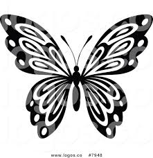 outline of butterfly free best outline of butterfly on