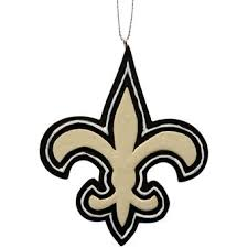 new orleans saints decorations gift bags ornaments