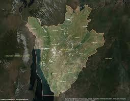 Burundi Map Burundi Satellite Maps Leaddog Consulting