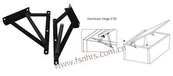 Hinged Drafting Table Support Folding Furniture Frame Cabinet Hinge With Lift China