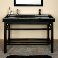 Bathroom Console Vanity Uncategorized Console Sink With Metal Legs With Trendy Bathroom