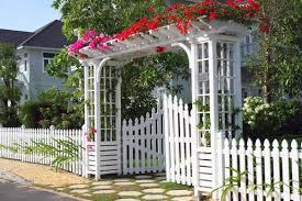 Backyard Fence Ideas Pictures 40 Best Garden Fence Ideas Design Pictures Designing Idea