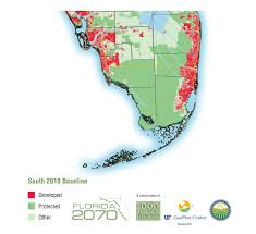 Map South Florida by Download The 2070 Project