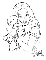 puppy coloring pages best view larger free printable farm animal