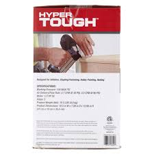 hyper tough 3 gallon air compressor walmart com
