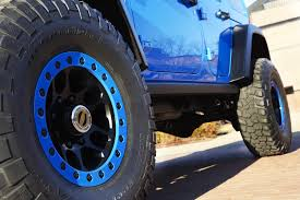 blue rock rings images Post jeeps with color matched rock rings jeep wrangler forum jpg