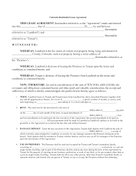 12 best images of financing lease agreement free printable