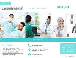 healthcare brochure templates free brochures templates brochure templates canva free