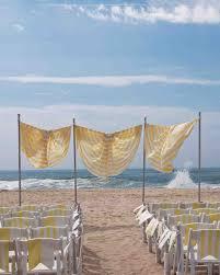 Wedding Backdrop Diy 40 Diy Beach Wedding Ideas Perfect For A Destination Celebration