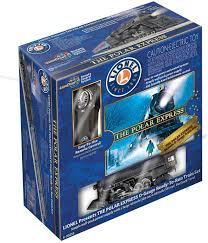 amazon com lionel polar express remote train set o gauge toys