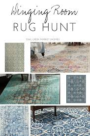 dining room rug hunt owl creek market homes