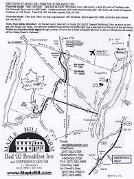 Map Downtown Portland by Map U0026 Directions Augusta Maine Bed And Breakfast Lodging
