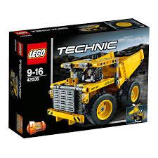 lego technic mining truck 42035 manufacturer lego enarxis code
