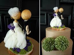 custom wedding cake toppers and groom and groom custom wedding cake topper