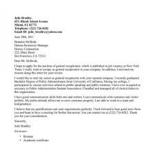 Cover Letter For Entry Level Cover Letter Entry Level Administrative Assistant Cover Letter