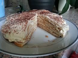 cuisine portugaise dessert gâteau aux biscuits recette portugaise les recettes de chez moi