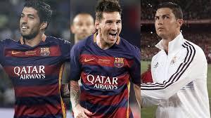 10 besar top skor sementara liga spanyol la liga musim 2016 2017