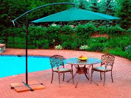 Outdoor Tablecloths For Umbrella Tables by 100 Ebay Patio Table Umbrella Cantilever Umbrellas Patio