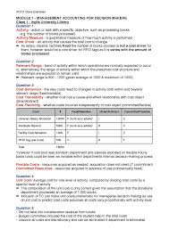 ac211 class exercises exam revision oxbridge notes the united