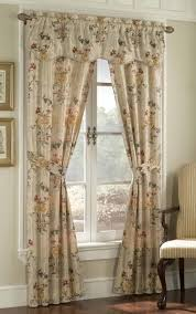gemini five piece window set beige united view all curtains