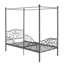 Forest Canopy Bed White Twin Canopy Bed U2013 Furniture Favourites