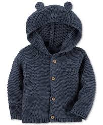 baby boy sweater s hooded ears cotton cardigan baby boys sweaters