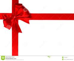 large ribbon gift bow and ribbon stock image image of birthday 11625431